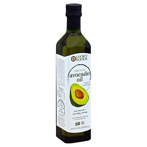 Chosen Foods Avocado Oil - 16.9 Fl. Oz.