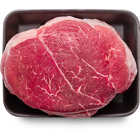 Open Nature Beef Grass Fed Angus Cross Rib Roast - 2.25 LB