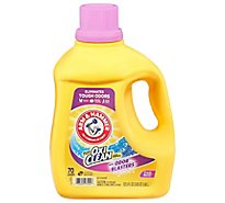ARM & HAMMER Liquid Detergent Odor Blasters Oxi Clean Fresh Burst Jug - 122.5 Fl. Oz.