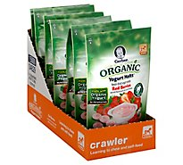 Gerber Organic Yogurt Melts Red Berries 1 Oz