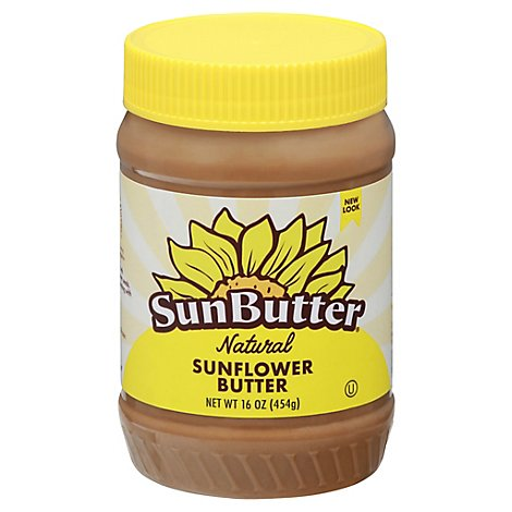 SunButter Sunflower Butter Natural - 16 Oz