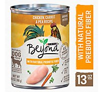 Beyond Dog Food Grain Free Ground Entree Chicken Carrot & Pea Recipe Can - 13 Oz
