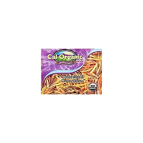 Carrots Colorshred Organic - 10 Oz