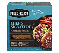 Field Roast Burger - 13 Oz