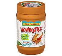 WOWBUTTER Toasted Soy Spread Creamy - 17.6 Oz
