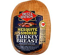 Dietz & Watson Turkey Breast Mesquite Smoked - 1.00 LB