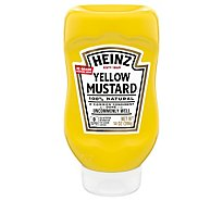 Heinz Mustard Yellow - 14 Oz