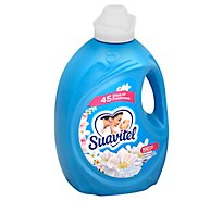 Suavitel Fabric Conditioner Field Flowers Jug - 135 Fl. Oz.
