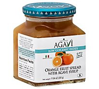 Casa Giulia Fruit Spread Orange with Agave Syrup - 11.64 Oz