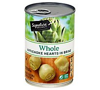 Signature SELECT/Kitchens Artichokes Whole - 13.75 Oz