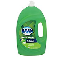 Dawn Ultra Dishwashing Liquid Antibacterial Apple Blossom Scent Jug - 75 Fl. Oz.