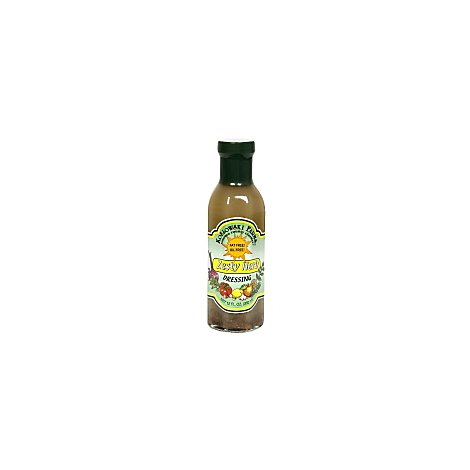 Kozlowski Farms Dressing Zesty Herb - 12 Fl. Oz.