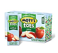 Motts For Tots Juice Apple - 8-6.75 Fl. Oz.