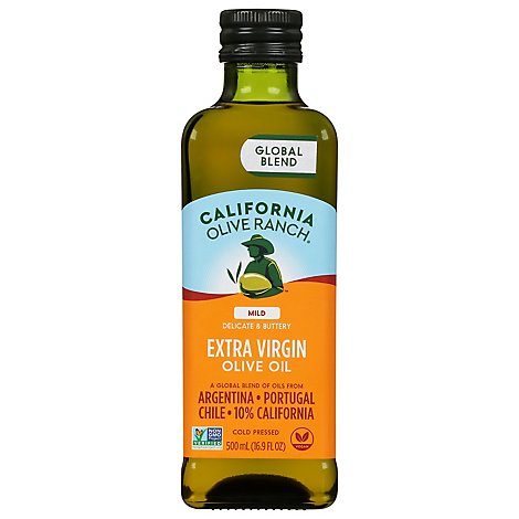 California Olive Ranch Olive Oil Extra Virgin Mild & Buttery - 16.9 Fl. Oz.