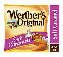 Werthers Original Caramel Soft - 4.51 Oz