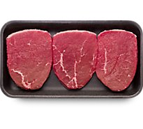 Meat Counter Beef USDA Choice Beef Eye Of Round Steak Thin Cut - 1.00 LB
