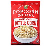 Popcorn Indiana Kettle Corn Sweet & Salty - 7 Oz