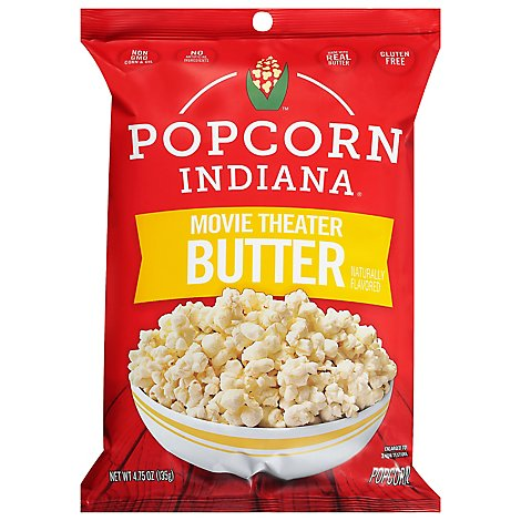 Popcorn Indiana Popcorn Movie Theater - 4.75 Oz