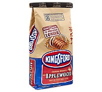 Kingsford Charcoal Briquets With Applewood - 14.6 Lb