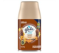 Glade Automatic Spray Refill Cashmere Woods For Up to 60 Days of Freshness 6.2 oz 1 Refill