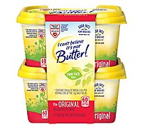 I Cant Believe Its Not Butter! Vegetable Oil Spread 45% Original Twin Pack - 2-7.5 Oz