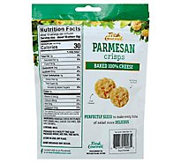 Fresh Gourmet Cheese Crisps Parmesan - 1.76 Oz