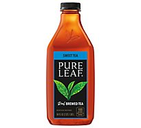 Pure Leaf Tea Brewed Sweet - 64 Fl. Oz.