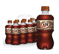 A&W Soda Root Beer - 8-12 Fl. Oz.