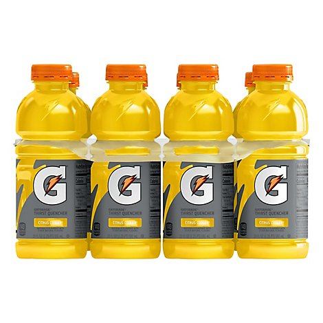 Gatorade G Series Thirst Quencher Citrus Cooler - 8-20 Fl. Oz.