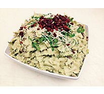 Signature Cafe Basil Pasta Salad with Sundried Tomato - 0.50 Lb.