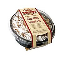 Cream Pie Chocolate Single Serve - Each
