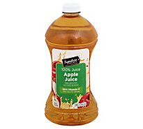 Signature SELECT Juice 100% Apple - 90 Fl. Oz.