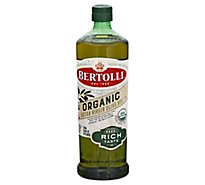 Bertolli Organic Olive Oil Extra Virgin Bottle - 25 Fl. Oz.