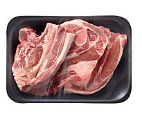 Open Nature Lamb Shoulder Chops Assorted - 3 LB