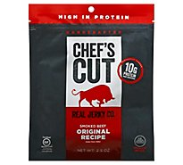 CHEFS CUT Real Steak Jerky Original Recipe - 2.5 Oz