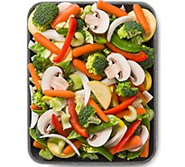 Fresh Cut Stir Fry Mix - 26 Oz