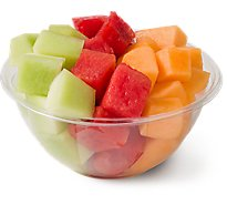 Fresh Cut Medley Melon Bowl - 24 Oz