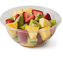 Fresh Cut Kiwi Pineapple & Strawberry Bowl - 20 Oz