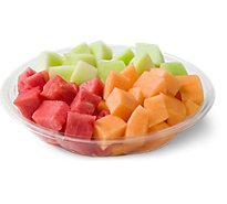 Fresh Cut Melon Medley Bowl Family Size - 83 Oz