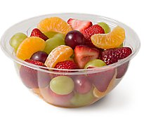 Fresh Cut Strawberry Tangerine & Grape Bowl - 24 Oz