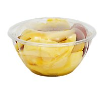 Fresh Cut Strawberry Pineapple & Mango Bowl - 24 Oz
