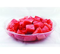 Fresh Cut Melon Watermelon Bowl - 32 Oz