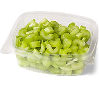 Fresh Cut Diced Celery Cup - 6 Oz