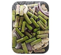 Fresh Cut Asparagus Sauteed - 10 Oz