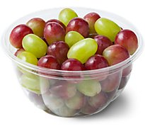 Fresh Cut Mixed Grape Cup - 14 Oz