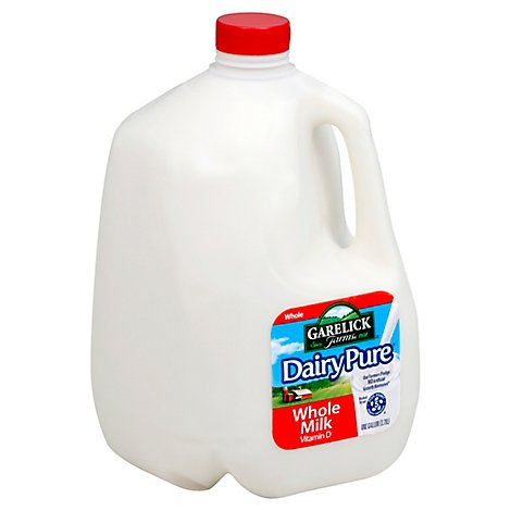 Alta Dena DairyPure Milk Whole Vitamin D 1 Gallon - 3.78 Liter