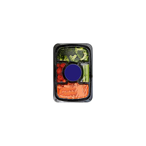 Fresh Cut Premium Vegetable Tray - 46 Oz