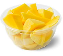 Fresh Cut Fruit Cup Mango Cup - 10 Oz (200 Cal)