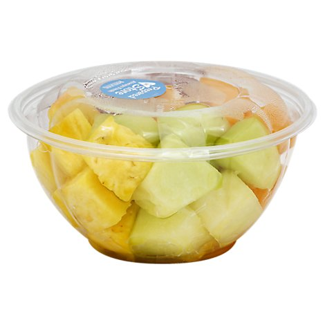 Fresh Cut Fruit Medley Bowl - 24 Oz