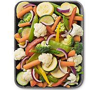 Fresh Cut Vegetables Steaming - 29 Oz